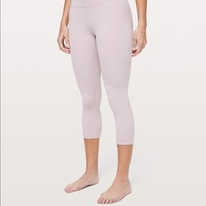 "lululemon athletica Pants - NWT Lululemon Align Crop leggings  21"""